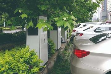 怎样干掉电动车和充电桩之间的燃油车?