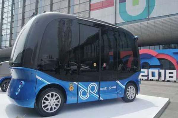 无人巴士二代即将推出 百度否认项目生变