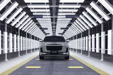 上海南丰荟、杭州、郑州、南京四家理想汽车零售中心将于8月24日开业