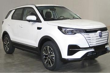 长安E-ROCK申报图曝光 定位纯电紧凑型SUV