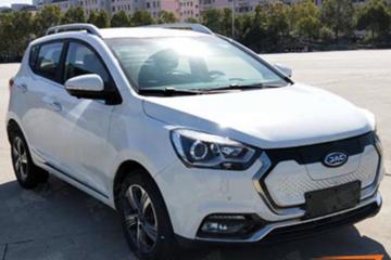 新增两款车型 江淮iEV6E、iEV7S申报图