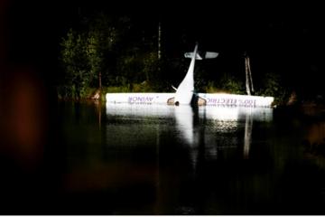 挪威首架電動飛機墜湖 曾計劃在2025年實現商用