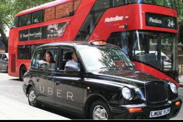 在欧洲网约车市场腹背受敌 Uber一虎难敌群狼