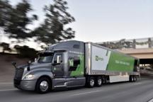 图森未来获物流公司UPS投资,双方正进行无人驾驶卡车试点路测