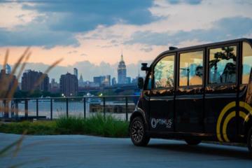 美国纽约推出首个自动驾驶班车服务项目