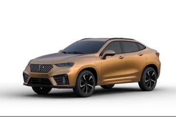 又一款轿跑SUV来了 新款WEY VV7家族官图发布:将于成都车展上市