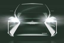 雷克萨斯纯电动概念车将于东京车展亮相