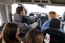 福特推出Co-Pilot360系统 可以让后座乘客保持沉默