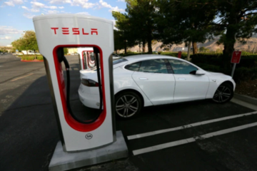 美国电动车仅占车市2% 特斯拉霸占其中八成