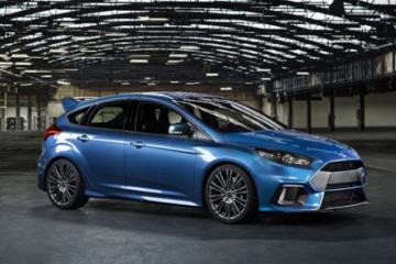 福特福克斯RS未来或将推出插电混动版本