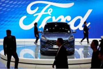 福特汽车放弃整合中国销售渠道的计划