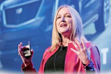 通用汽车任命Deborah Wahl为全球首席营销官