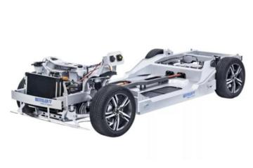 本特勒/博世共同设计电动豪华车平台