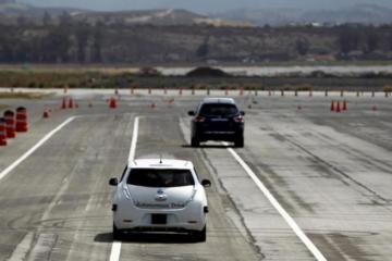 美国加州或将设置自动驾驶专用车道