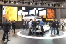 中国力量为何成法兰克福车展中的一丝暖意?