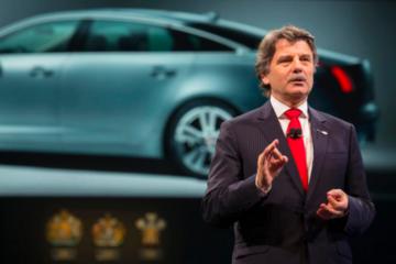 捷豹路虎CEO施韦德:电动车价格五年之内降不下来