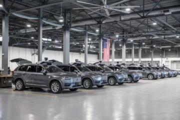 Uber自动驾驶汽车将在达拉斯测试 以收集地图数据