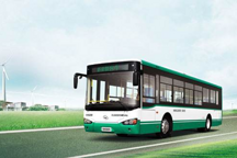 中集建设国内最大规模新能源公交车机械智能立体停车库