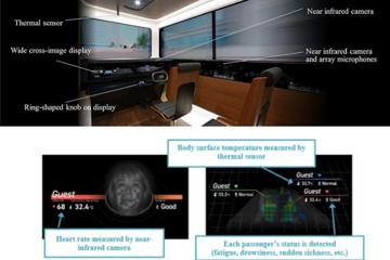 智能座舱 三菱电机将推EMIRAI S概念车