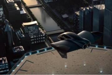 波音宣布与保时捷合作开发电动飞行汽车,可垂直起降