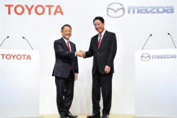 马自达丰田在美合资工厂计划招聘4000人