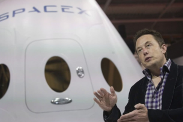 马斯克:额外自掏腰包数亿美元为NASA开发载人航天器