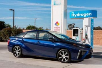 丰田坚持氢能燃料电池路线,计划扩大10倍产能