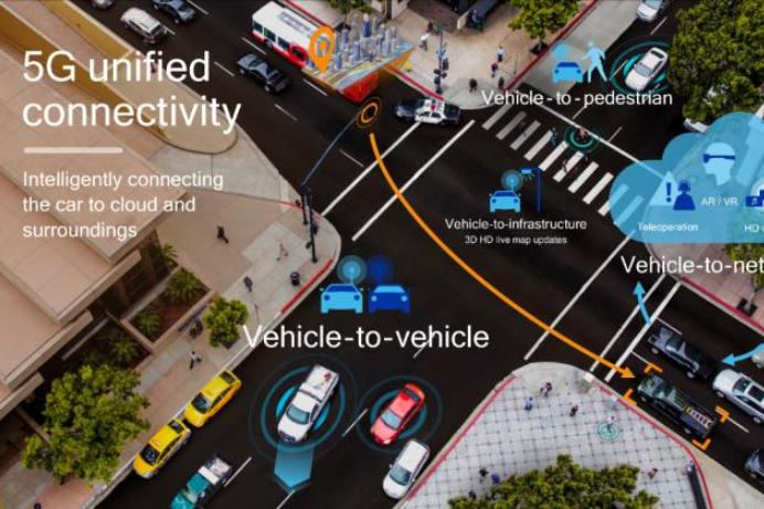封闭公路 高通开始自动驾驶技术路测