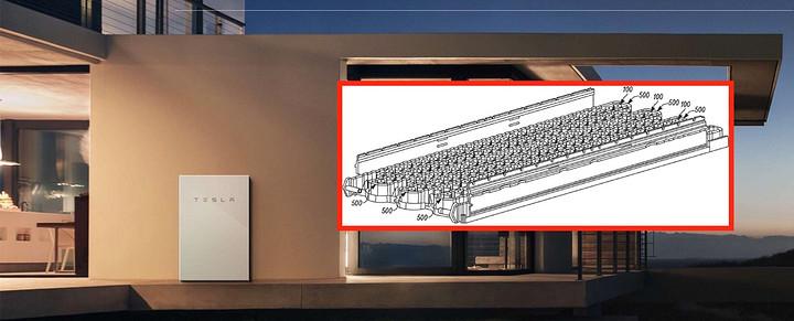 特斯拉申請電池組設計專利?率先使用圓柱形電池