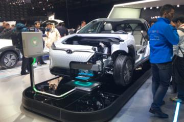 Green Power与WiTricity签订授权协议 将在韩国推出电动车无线充电系统