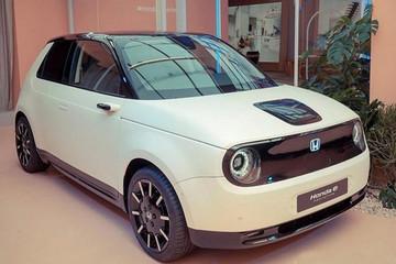 本田将推6款纯电动车 涵盖SUV、轿车/提供四驱
