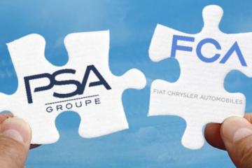 曝FCA与PSA正寻求合并 总市值将高达500亿美元