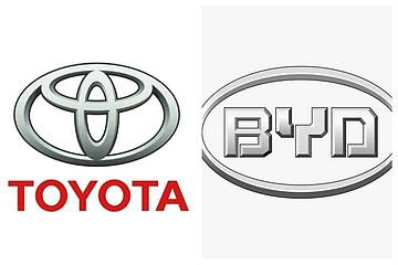 丰田与比亚迪成立纯电动车研发合资公司 各出资50%