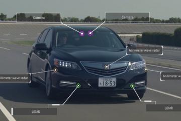 本田宣布加入自动驾驶汽车安全联盟