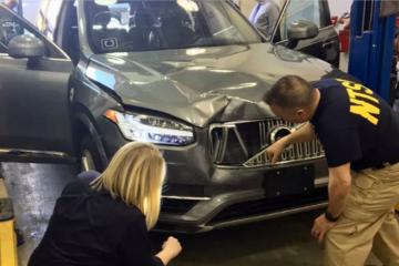 美公布Uber致命车祸调查结果:人祸,可能再发生