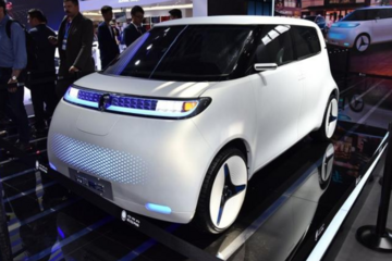 憨态可掬 欧拉R2将于2020年年初上市