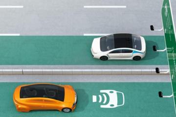边行驶边充电 NSK开发新一代轮毂电机