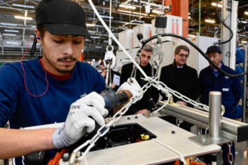 PSA集团正式启动新生产线 为全新一代电动车型提供电动机