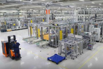 宁德时代合作伙伴Valmet Automotive 开始在荷兰生产电池组