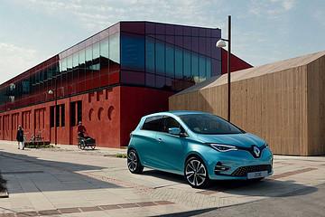 雷诺弗林斯工厂生产了第20万辆电动汽车