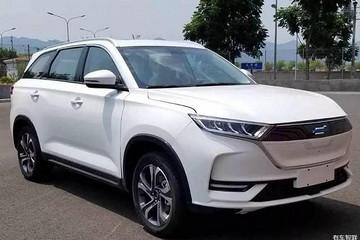 长安欧尚X7电动版将在12月上市 明年推出全新紧凑SUV