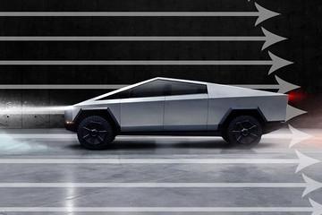 马斯克:赛博卡车将有极佳的空气动力学性能