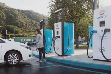 西班牙雷普索尔收购Ibil的充电网络