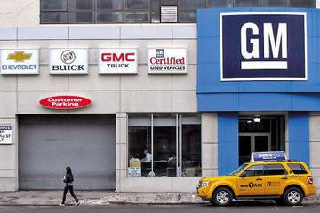 通用被曝将关闭俄罗斯汽车组装业务,伏尔加将接盘合资公司