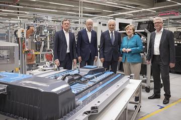 德国的电动汽车总销量首次超过挪威
