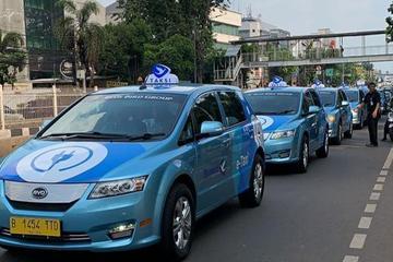 200台T3 比亚迪持续助力印度尼西亚公共交通电动化