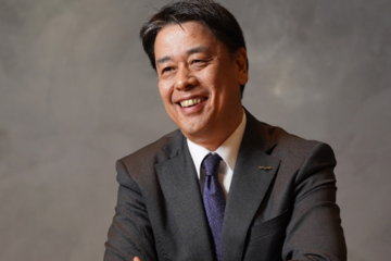 内田诚:'一个团队'的原则