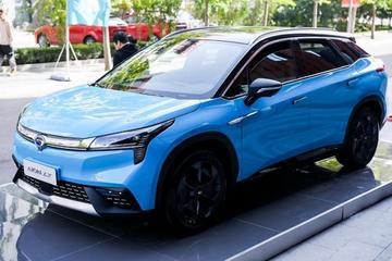 广汽新能源11月销售6263辆,同比增长108%