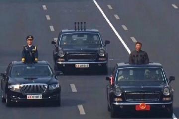揭秘红旗检阅车:首台国产检阅车纯手工打造