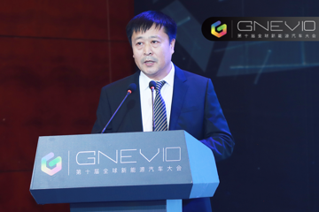 GNEV10|杨子发:北汽新能源自动驾驶坚持两条腿策略